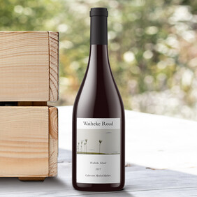 2017 Waiheke Road Cabernet / Merlot / Malbec - Single