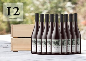 "2018 Awaroa ""Melba Peach"" - Case of 12"