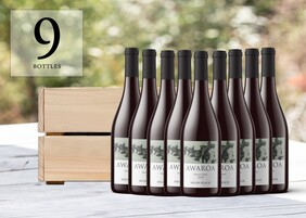 "2018 Awaroa ""Melba Peach"" - Case of 09"
