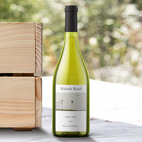 2015 Waiheke Road Reserve Chardonnay - Single