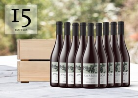 "2018 Awaroa ""Melba Peach"" - Case of 15"