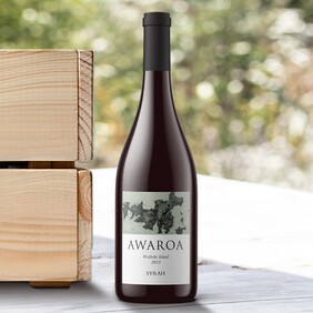 2017 Awaroa Syrah - Single