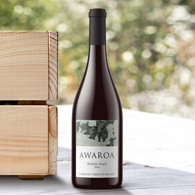 2016 Awaroa  Cabernet / Merlot / Malbec - Single
